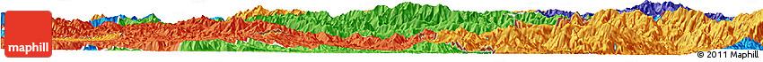 Political Horizon Map of Luchun