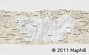 Classic Style Panoramic Map of Lufeng