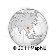 Outline Map of Luliang