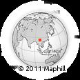 Outline Map of Nanhua