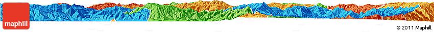 Political Horizon Map of Nanjian
