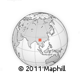 Outline Map of Nanjian