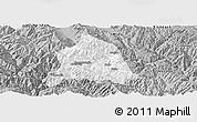 Gray Panoramic Map of Nanjian