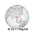 Outline Map of Shiping