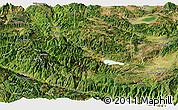 Satellite Panoramic Map of Shiping
