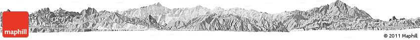 Gray Horizon Map of Shuangjiang