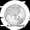 Outline Map of Shuangjiang