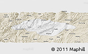 Classic Style Panoramic Map of Songming