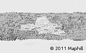 Gray Panoramic Map of Weixi