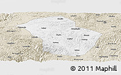 Classic Style Panoramic Map of Wuenshan