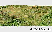Satellite Panoramic Map of Wuenshan