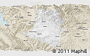 Classic Style Panoramic Map of Xiangyun
