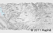 Silver Style Panoramic Map of Xiangyun