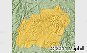 Savanna Style Map of Xuanwei