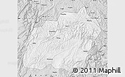 Silver Style Map of Xuanwei