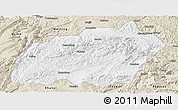 Classic Style Panoramic Map of Xuanwei