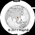 Outline Map of Yanshan