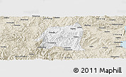 Classic Style Panoramic Map of Yimen