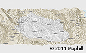 Classic Style Panoramic Map of Yongping