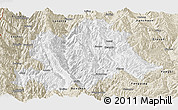 Classic Style Panoramic Map of Yunlong