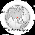 Outline Map of Zhenkang