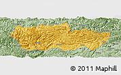 Savanna Style Panoramic Map of Zhenxiong