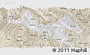 Classic Style Panoramic Map of Zhenyuan
