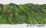 Satellite Panoramic Map of Zhenyuan
