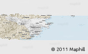 Classic Style Panoramic Map of Cangnan