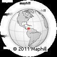 Outline Map of Cartagena (Dist. Esp.)