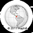 Outline Map of Tado