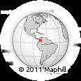 Outline Map of Nemocon