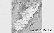 Gray Map of Huila