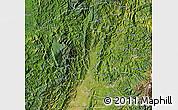 Satellite Map of Risaralda