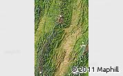 Satellite Map of Tolima