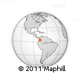 Outline Map of Palmira