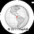 Outline Map of Vijes