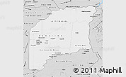 Silver Style Map of Vichada