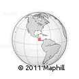 Outline Map of Carrillo