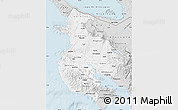 Silver Style Map of Guanacaste