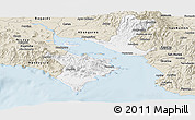Classic Style Panoramic Map of Puntarenas