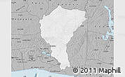 Gray Map of Alepe