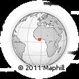 Outline Map of Alepe