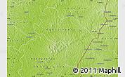 Physical Map of Agnibilekro