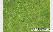 Satellite Map of Agnibilekro