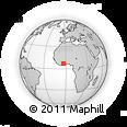Outline Map of Agnibilekro