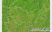 Satellite Map of Nassian