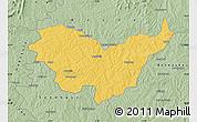 Savanna Style Map of Nassian