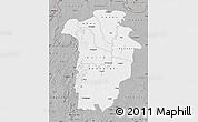 Gray Map of Boundiali