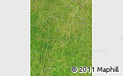 Satellite Map of Boundiali